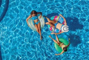 Isolamento social: cuide da piscina e evite acidentes.